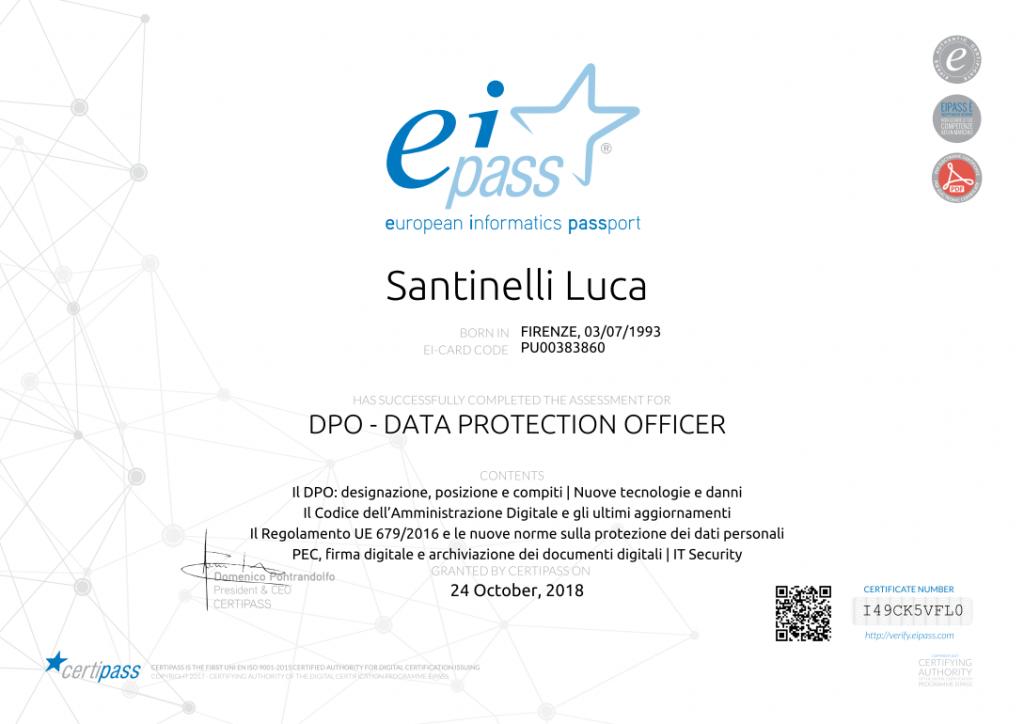 554a126af8 Il Data Protection Officer (DPO), figura introdotta dal Regolamento  Generale sulla protezione dei dati 2016/679 (GDPR), è un professionista con  competenze ...